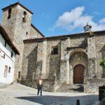 Iglesia de de San Miguel Arcangel en Cabezuela en el Valle del Jerte