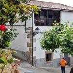 Arquitectura rural en Rebollar en el Valle del Jerte