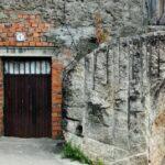 Casas del Canchal en Rebollar en el Valle del Jerte