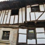 Casa entramada en Tornavacas en el Valle del Jerte