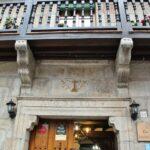 Arquitectura rural en Tornavacas en el Valle del Jerte