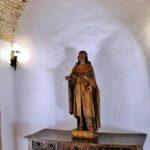 Rincón interior del Alcázar de los Reyes Cristianos en Córdoba