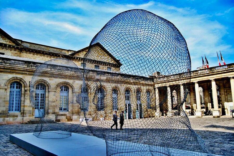 Exposición Jaume Plensa en Burdeos | Guías Viajar