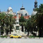 Plaza de los Héroes de Cavite en Cartagena en Murcia