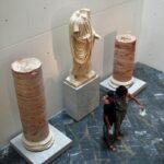 Museo del teatro romano de Cartagena en Murcia