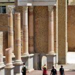 Teatro romano de Cartagena en Murcia