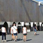 Entrada al ARQUA Museo de Arqueología Subacuática en Cartagena