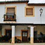 Arquitectura popular en Guadalupe en Extremadura