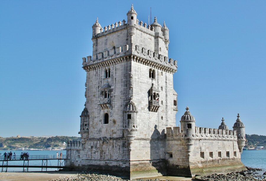 Lisboa – Así es la visita de la Torre de Belem con su arquitectura manuelina
