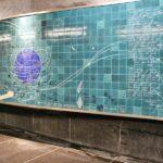 Arte en estaciones del Metro de Estocolmo en Suecia