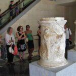Visita guiada del museo del teatro romano de Cartagena en Murcia
