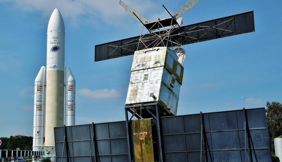 Parque temático Ciudad del Espacio en Toulouse