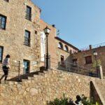 Castillo de Benedormiens en Castell de Aro en el Ampurdán Costa Brava