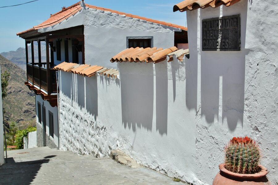 arquitectura tradicional canaria en tejeda en la isla de On arquitectura tradicional canaria