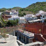 Rincón de Tejeda en la isla de Gran Canaria