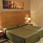 Habitación del Hotel Termas del Balneario de Archena en Murcia