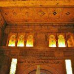 Rincón de las galerías termales del Balneario de Archena