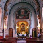 Iglesia del Balneario de Archena en Murcia