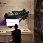Exposición interactiva en la Ciudad del Espacio en Toulouse