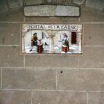Portal de la Carne en la plaza Mayor de Trujillo en Extremadura
