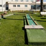Minigolf del hotel SPA Executive Sport de Totana en Murcia