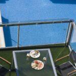 Piscina del hotel SPA Executive Sport en Murcia