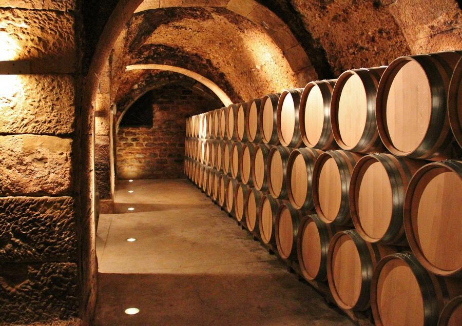 Bodegas Casa Primicia en Laguardia en Rioja Alavesa