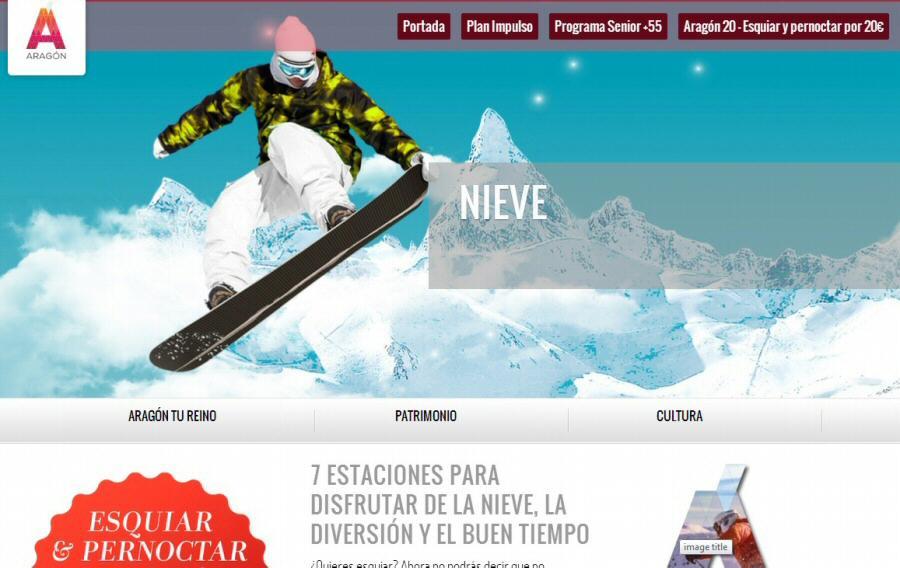 Ofertas para esquiar en diciembre en el Pirineo de Aragón