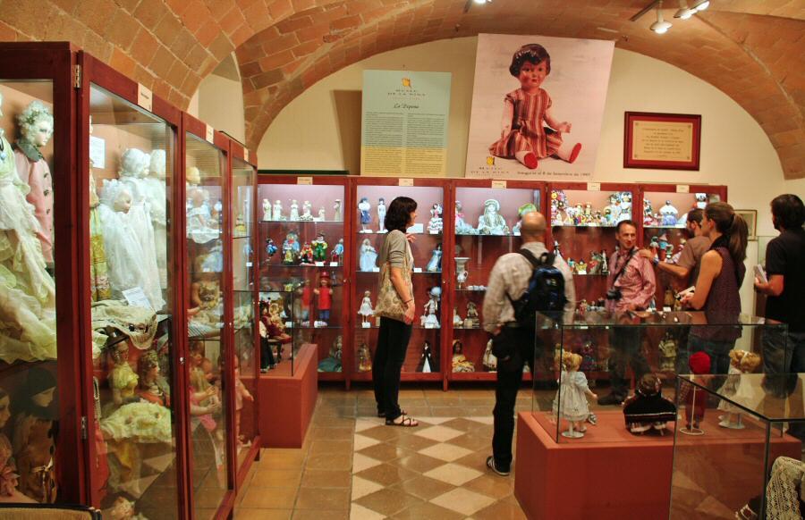 Museo de la Muñeca de Castell d´Aro en Ampurdán