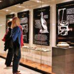 Museo de las termas romanas de Campo Valdés en Gijón