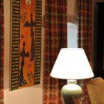 Decoración del hotel Casa de Orellana en Trujillo en Extremadura
