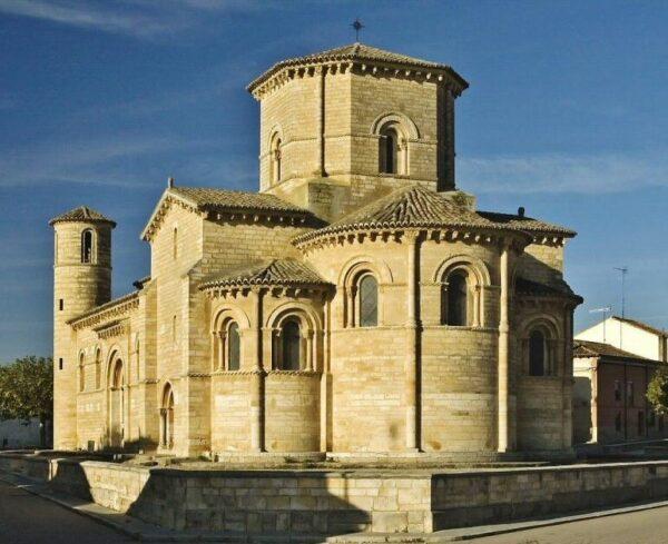 Iglesia románica de San Martín de Frómista en Palencia @Turismo Palencia