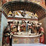 Retablo de la capilla del Santo Sepulcro de la catedral de Rodez