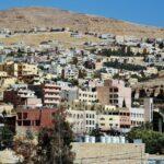 Pueblo de Petra en Jordania