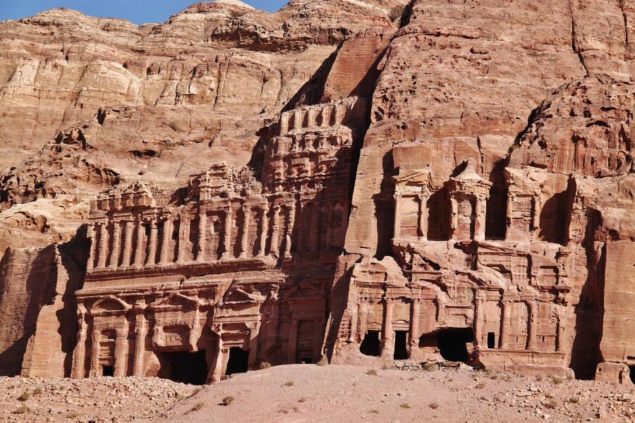 Petra Dura Come La Pietra.Petra El Tesoro Y Las 7 Curiosidades De La Ciudad Patrimonio