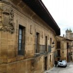 Palacio Ramírez de la Piscina en Elciego en Rioja Alavesa