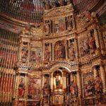 Retablo Mayor de la iglesia de San Andrés de Elciego en Rioja Alavesa