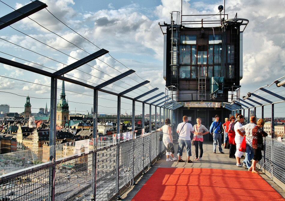ascensor katarina en estocolmo en suecia