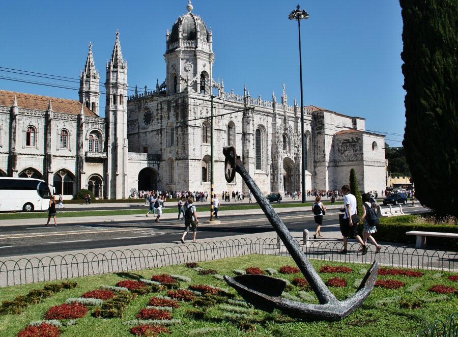 Lisboa – Horarios y precios entradas para visitar el monasterio de los Jerónimos