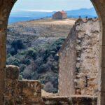 Rincón del casco antiguo de Culla en Alto Maestrazgo de Castellón