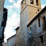 Iglesia de Catí en el Alto Maestrazgo de Castellón