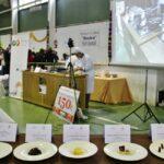 Concurso de cocina en la Muestra de la Trufa Negra del Maestrazgo