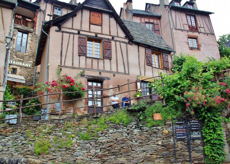 Qu ver en conques gu as viajar - Casas de alquiler en francia ...