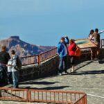 Mirador de la Rambleta en el Teide en Tenerife