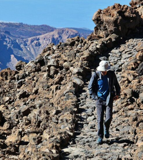 Senderismo por el Teide en Tenerife