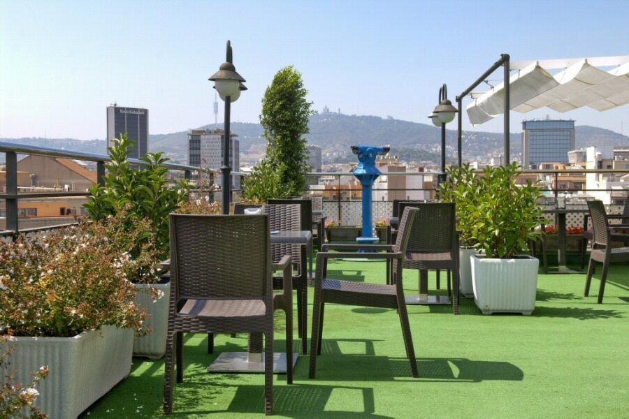 Hcc hotels hoteles en centro barcelona gu as viajar for Hoteles en el centro de barcelona