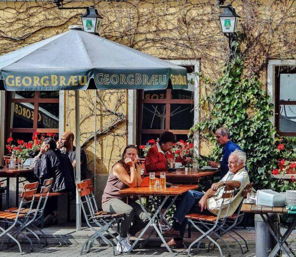 Antiguo barrio medieval de San Nicolás en Berlín