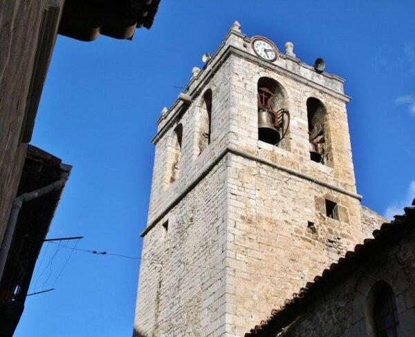 Iglesia de la Asunción de Catí en Maestrazgo de Castellón