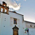 Convento de San Francisco en Fregenal en Badajoz