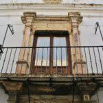 Casa del marqués de Riocabado en Fregenal en Badajoz